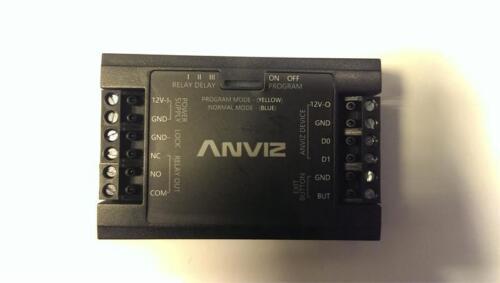 ANVIZ SC011 Optional Secure I//O Wiegang Access Controller