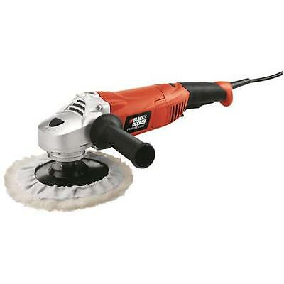 Black & Decker Car Polisher - 180mm, 1300 Watt - Super Cheap Auto