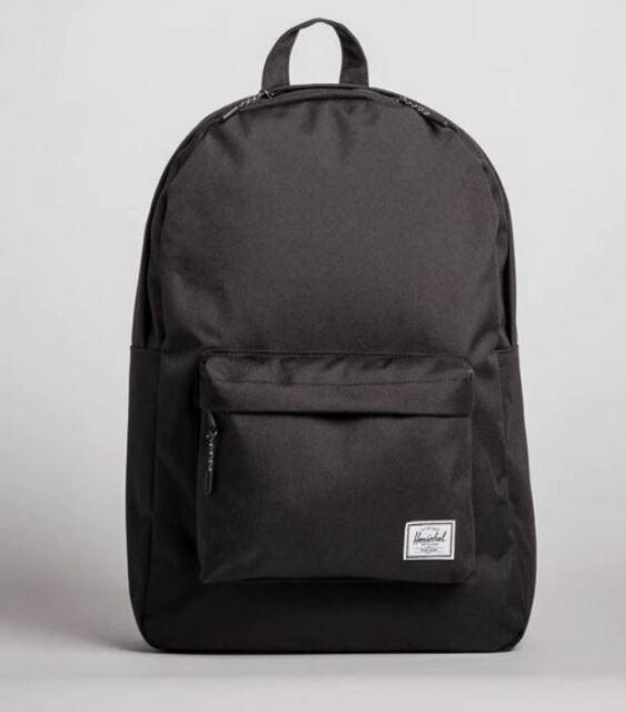 2ee6624767b Herschel Supply Co Classic Backpack 10500-00001 Black