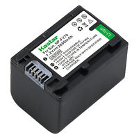 1x Kastar Battery For Sony Np-fv70 Hdr-cx155 Hdr-cx160 Hdr-cx190 Hdr-cx200
