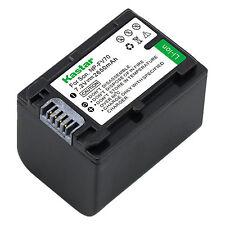 1x Kastar Battery for Sony NP-FV70 HXR-NX70U NEX-VG10 NEX-VG20 NEX-VG30