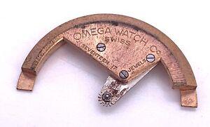 Omega-Cal-344-Rotor-Vintage-Original-27-5-mm-Piece-de-Rechange-Montre