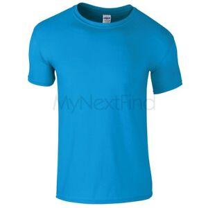 Gildan-Softstyle-Boys-Girls-Ringspun-T-Shirt