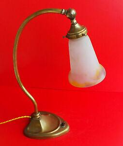Lampe Art Deco Tulipe Gv Croismare Ebay