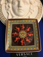 VERSACE ASH TRAY MEDUSA BOWL ICONIC ROSENTHAL NEW in Box
