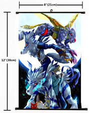 Anime Digimon Adventure Wall Scroll Poster cosplay 1664