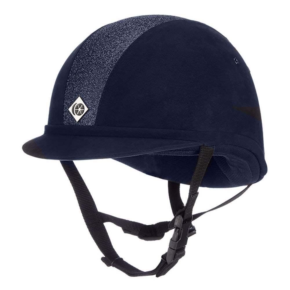 Charles Owen YR8 Sparkly Riding Hat