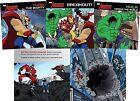 The Avengers: Earth's Mightiest Heroes! by Spotlight (MN) (Hardback, 2012)