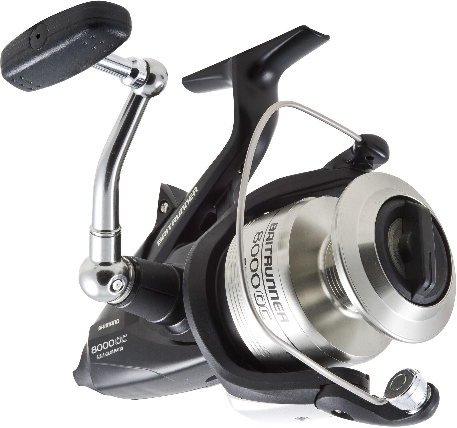 Shimano Baitrunner 6000OC Spinning Reel