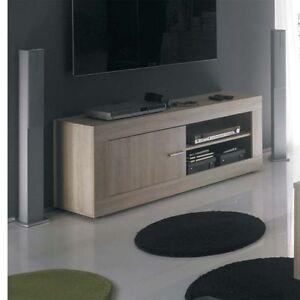 Mobile Porta tv moderno Rustica rovere samoa sala soggiorno cucina ...