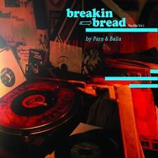 BREAKIN BREAD THE MIX VOL 1 CD (HIPHOP FUNK BREAKS AND SOUL)