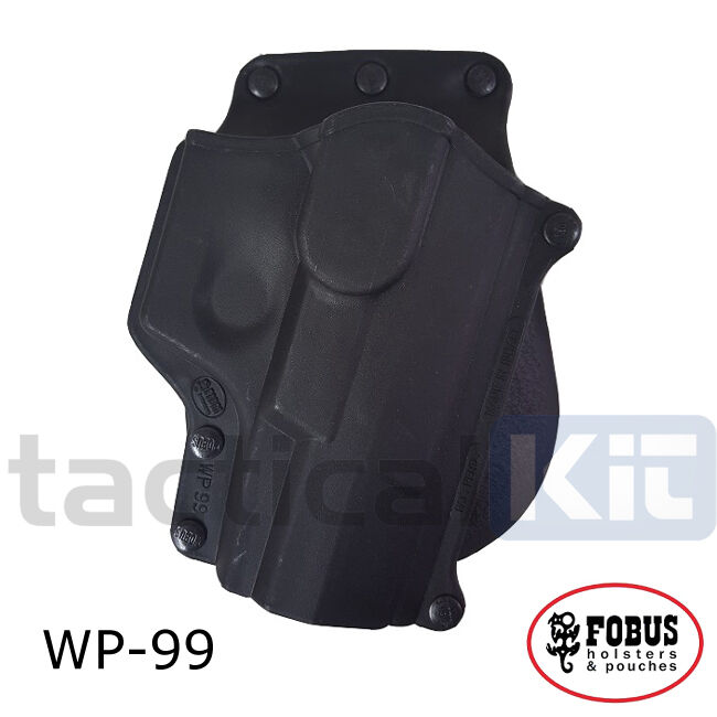 Fobus Walther P99 & P99 Compact redating Paddle Holster Free UK Delivery WP99 RT