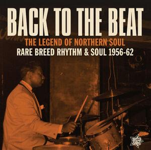 V/A Back To The Beat:rare Breed Rhythm & Soul 1956-62 Vinyl LP NEW sealed