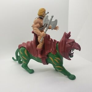 MOTU-He-Man-and-Battle-Cat-Masters-of-the-Universe-Vintage-Soft-Head-Mexico