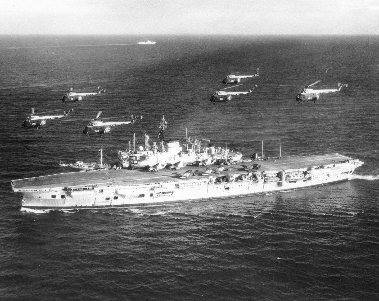 HMS Ark Royal 15/09/1960    Photo Print