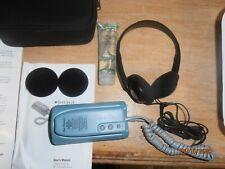 Medasonics First Beat Fetal Doppler System 236mhz