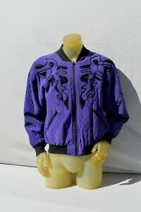 vintage-80s-KBS-KANZAI-YAMAMOTO-hand-beaded-silk-bomber-jacket-Unisex-sM-quilted
