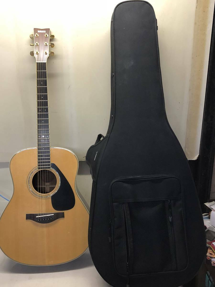 YAMAHA LL 6 with acoustic case JAPAN rare useful EMS F S