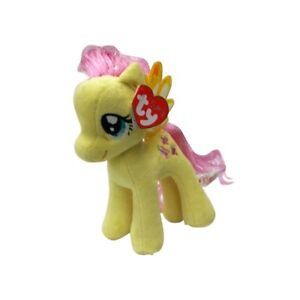 Image is loading Ty-My-Little-Pony-Sparkle-Fluttershy-Clip 54a9116d05be