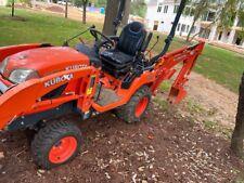 2016 Kubota BX25LBR 4WD Backhoe Wheel Loader Tractor PTO Diesel 4x4 bidadoo