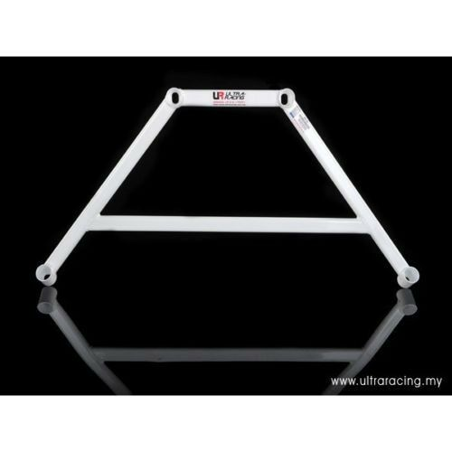 BMW E30 3-SERIES 318 325 M3 ULTRA RACING 4 POINTS FRONT LOWER BAR MEMBER BRACE