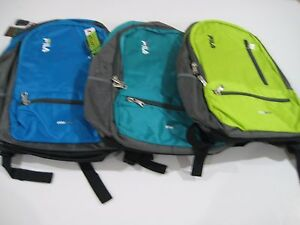 Image is loading FILA-Nexus-Backpacks-Laptop-Tech-Friendly-Tablet-Pocket-