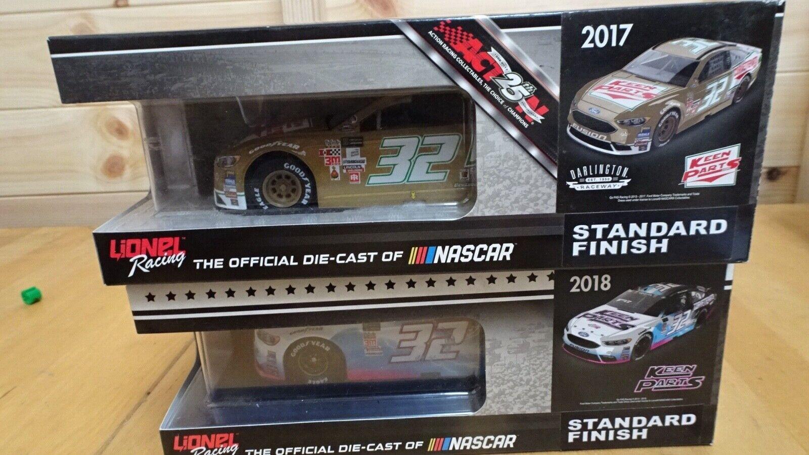 2017 2018 1 24 NASCAR DIECAST MATT DIBENEDETTO  ASSORTED 1 24 100 Available