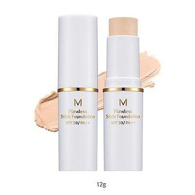 [MISSHA] M Flawless Stick Foundation 12g - #21 #23 - SPF 30 PA++