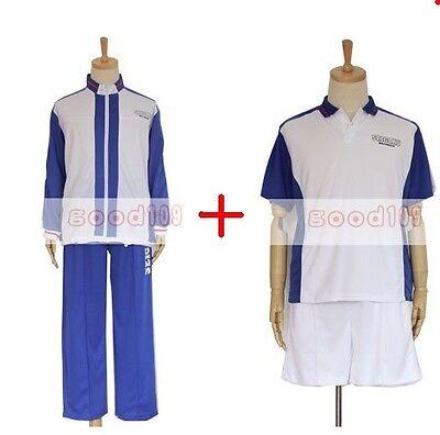 The Prince of Tennis Echizen Ryoma Cosplay Costume Syusuke Fuji Cosplay Costume