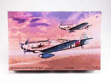 "1/48 KA Models Messerschmitt Bf 109 G-10 ""Rita"" (Fujimi) - NEW - KP48002A Bf109"