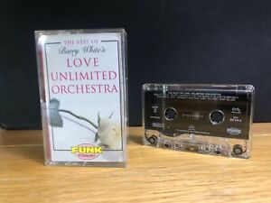 LOVE-Unlimited-Orchestra-Cassette-Tape-Album-Music-OLDIES-Good-Condition