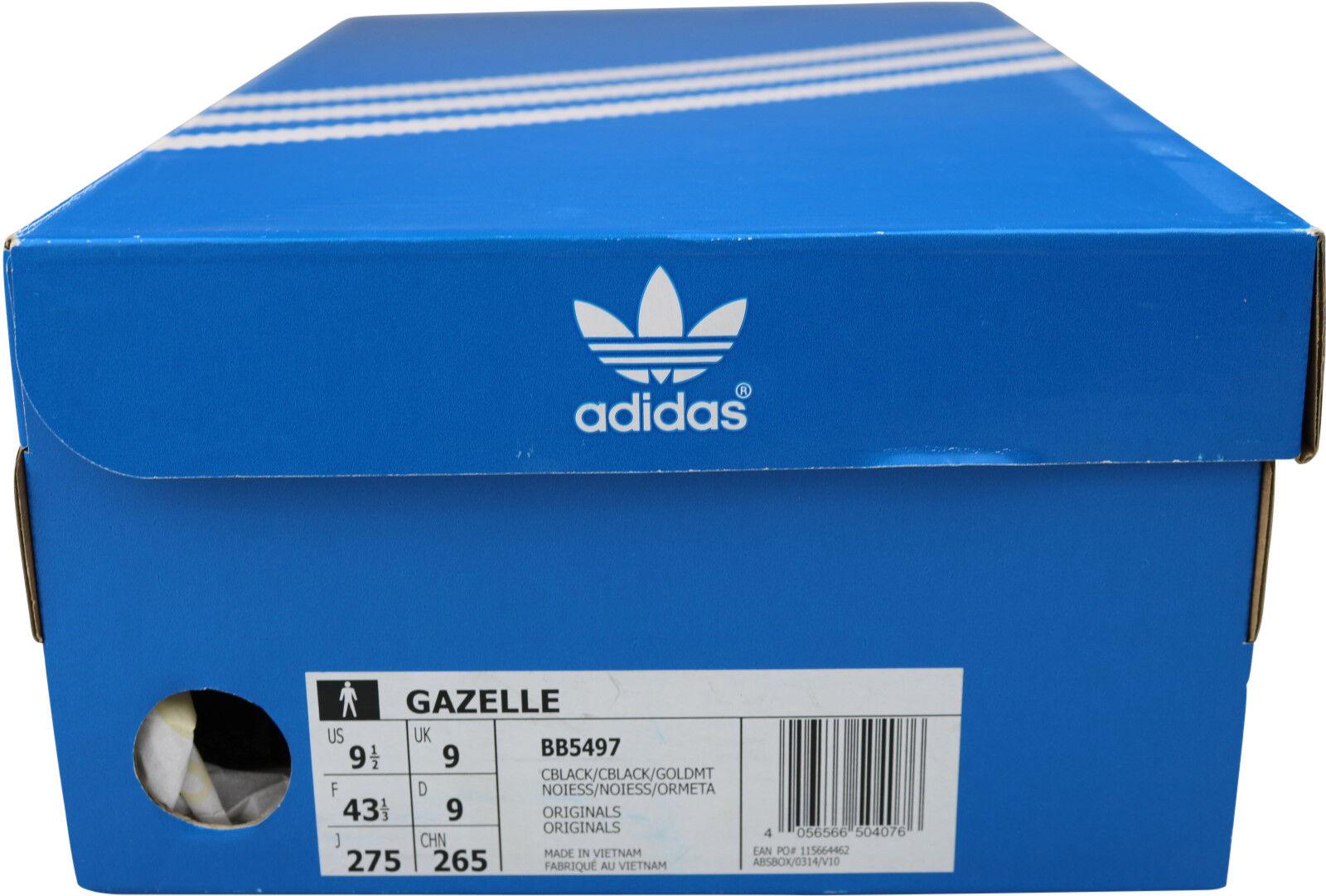 Adidas Originals Gazelle Sneaker Schuhe BB5497 schwarz Gr. 36,5 OVP - 43 NEU & OVP 36,5 fb7354
