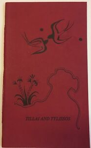 Ursula-Le-Guin-SIGNED-Tillai-and-Tylissos-1979-Red-Bull-Press-handsewn-softcover