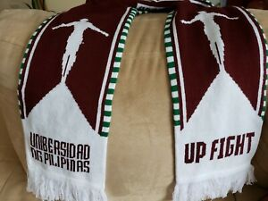 University of the Philippines Fighting Maroons Scarf #UP Fight #Isko #UAAP