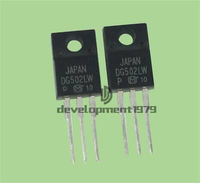 10PCS DG502LW TO-220F