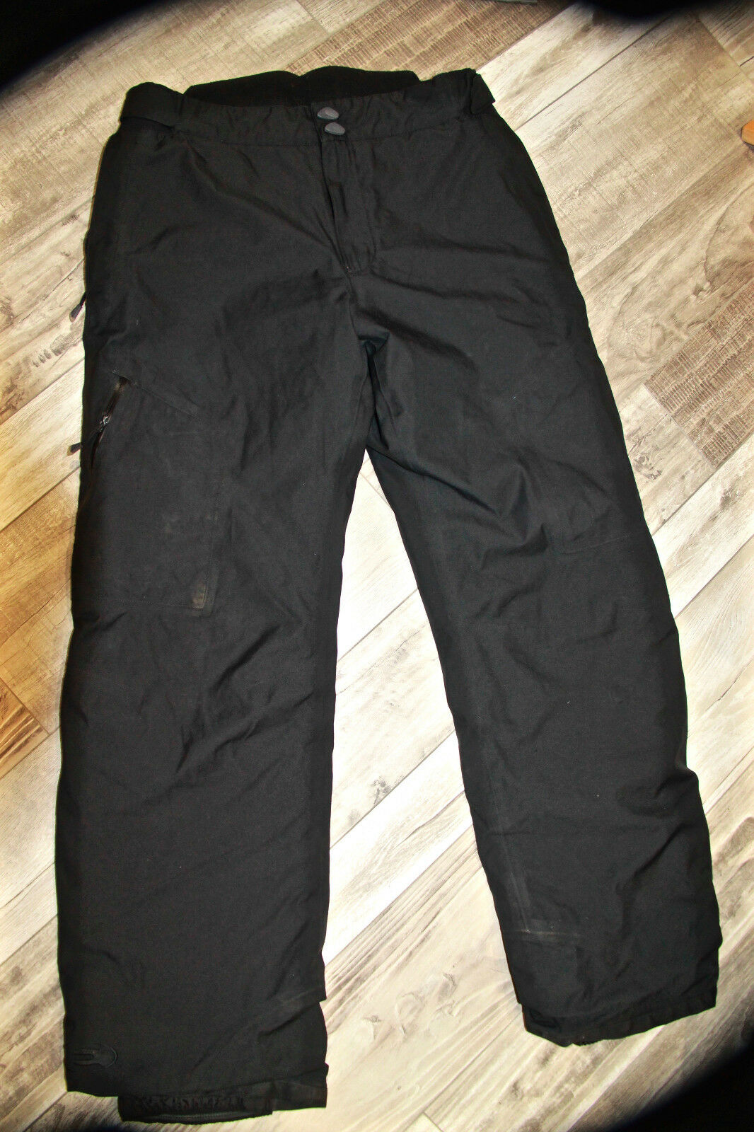 Joli pantaloni snowboard sci nero EIDER EIDER EIDER kiwano taglia XL lungo fa2ed4