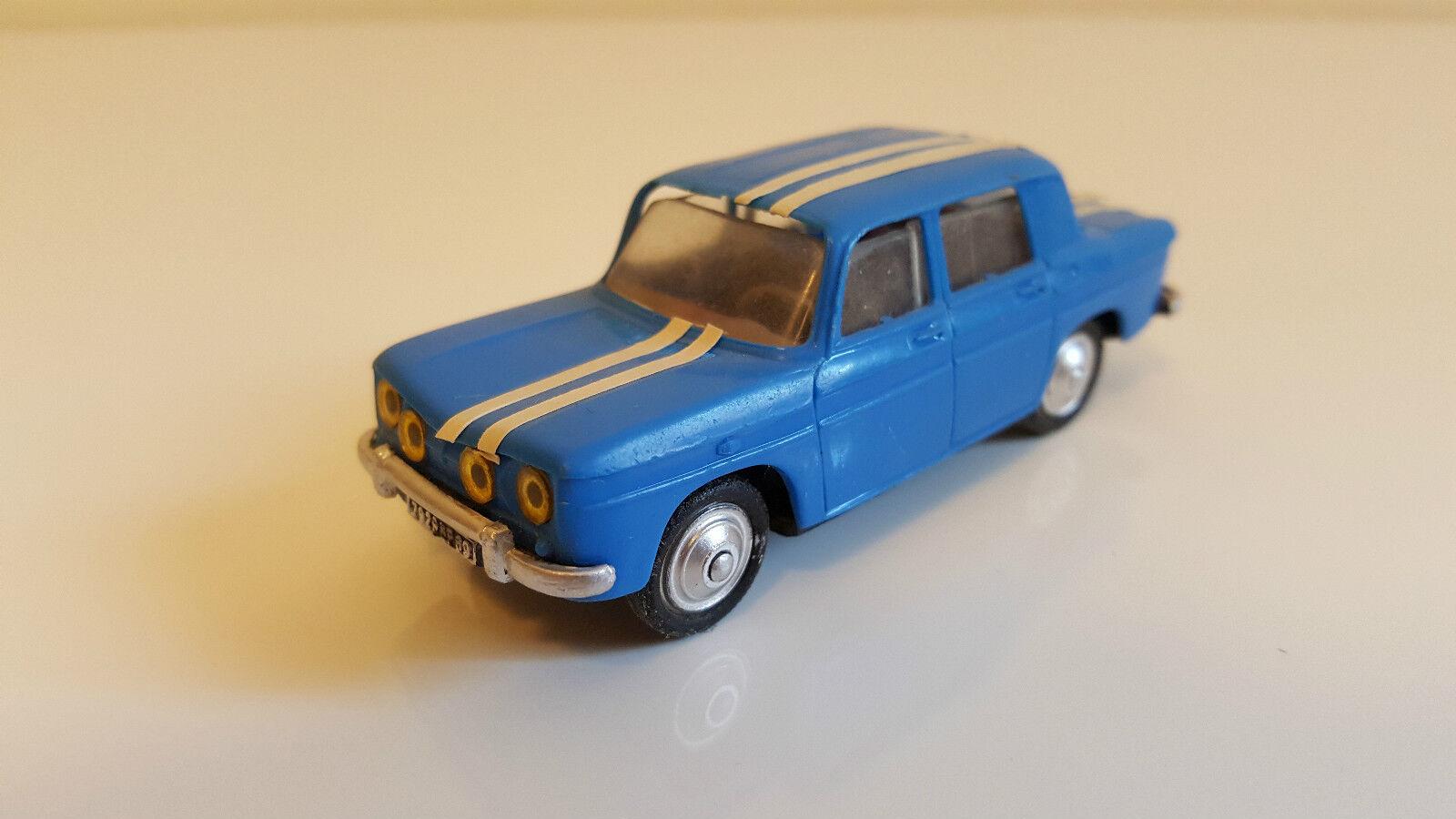 Norev plastic-renault 8 gordini (60 years)