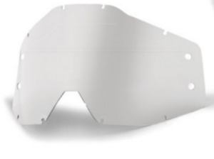 Ersatzglas Klar 100/% Forecast Advanced Roll Off System Crossbrille
