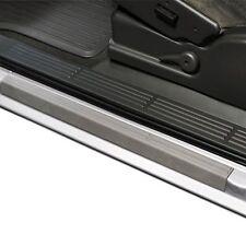 For Ford F-350 Super Duty 1999-2009 AVS 91810 Stepshields Black Door Sills