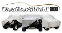 Covercraft Custom Car Covers-weathershield Hd-available In Gray
