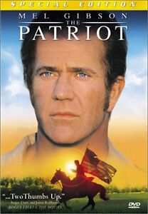 Brand-New-DVD-The-Patriot-Chris-Cooper-Heath-Ledger-Joely-Rich-Widescreen-Ed
