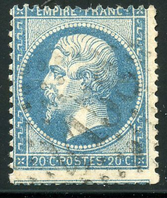 Stamp / Timbre France Classique Oblitere N° 22 Variete Piquage Nourishing The Kidneys Relieving Rheumatism