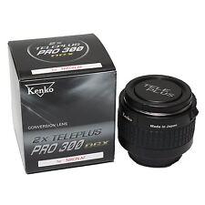 Kenko Teleplus PRO 300 DGX 2x Teleconverter 2.0x Extender for Nikon ~ Brand NEW