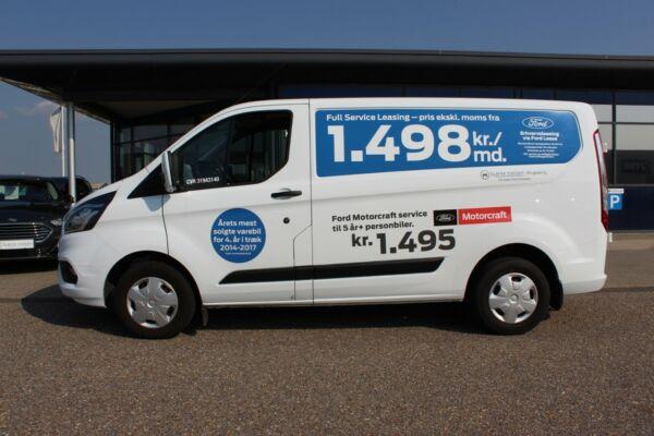 Ford Transit Custom 280S 2,0 TDCi 130 Trend - billede 1