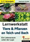 Tiere & Pflanzen an Teich und Bach von Stephanie Schäfer (2011, Taschenbuch)