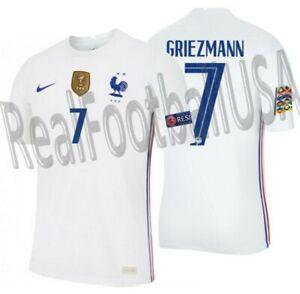 Nike Antoine Griezmann France Nations League Away Jersey 2020 2021 Ebay