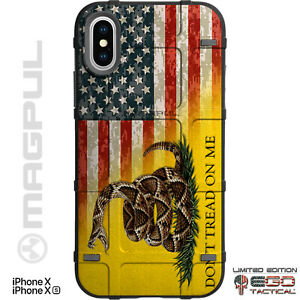 Magpul-Industries-Bump-Case-Apple-iPhone-X-Xs-Military-Designs-Ego-Tactical