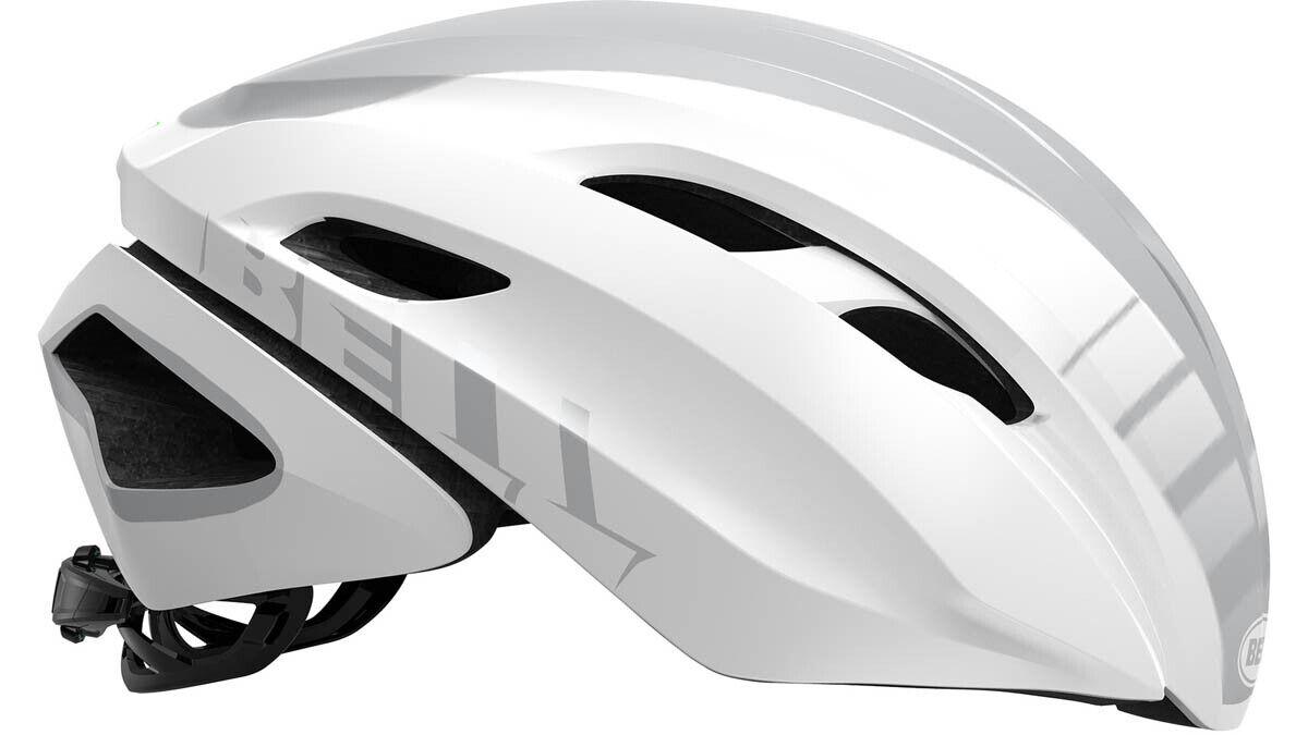 Bell z20 Aero MIPS bicicleta bicicleta casco blancoo Color plata 2019