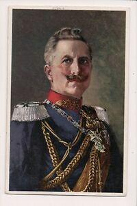 Vintage-Postcard-Kaiser-Wilhelm-II-Emperor-of-Germany