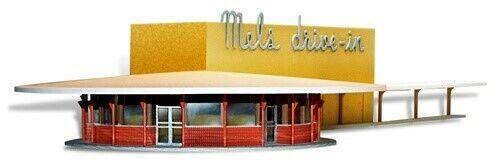 Moebius Models 2935 listo modelo mel's drive-in (Burger Diner)